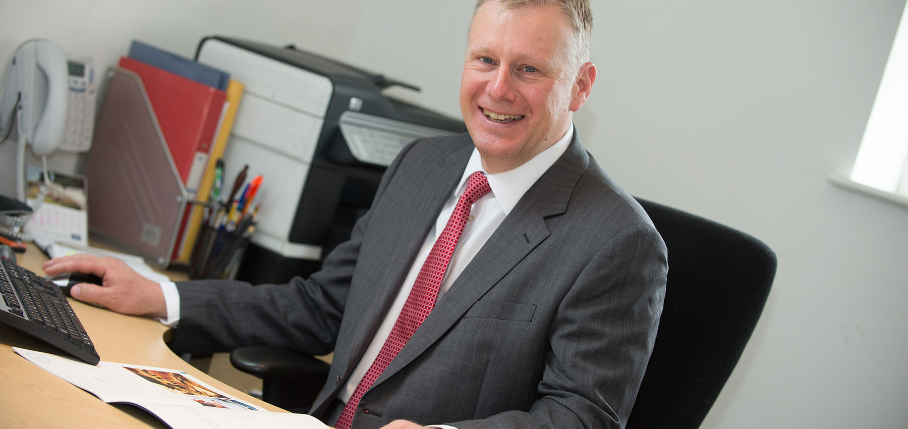 Paul Gill Derwent Mortgages